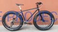 BUSTER - FAT BIKE Black&White Deore/STX
