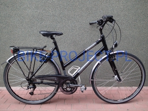 Rower trekkingowy CANNONDALE - STREET (Deore)