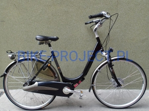 Rower miejski MULTICYCLE - INTENSIVE DE LUXE  (Nexus 8)